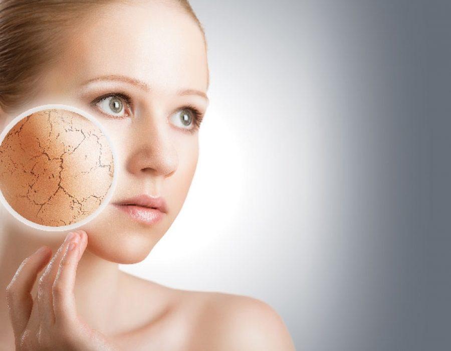 Αφυδατωμένο δέρμα: Μήπως το δέρμα σας διψάει;